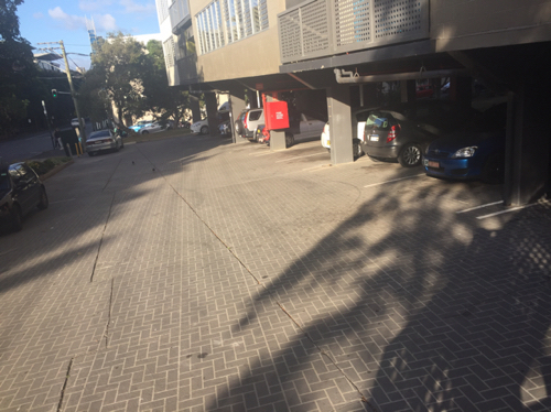 Camperdown - Secure Open Parking near Transport, RPAH, SydUNI & CBD