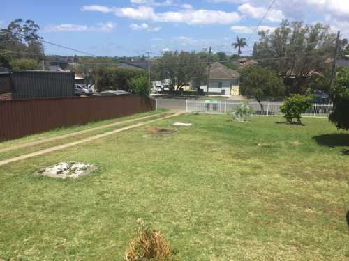 Outdoor lot parking on Greenacre Rd in Greenacre NSW 2190