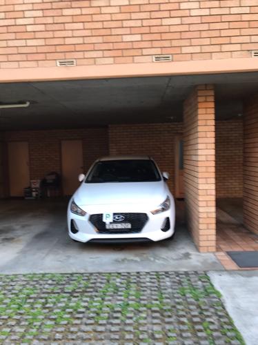 Carport - in block of units