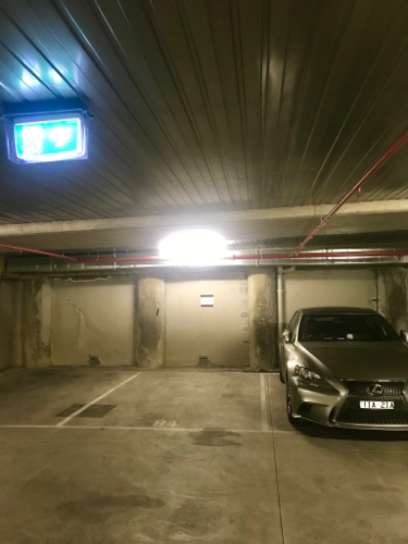 24/7 Fitzroy Carlton Secure Underground Car Space