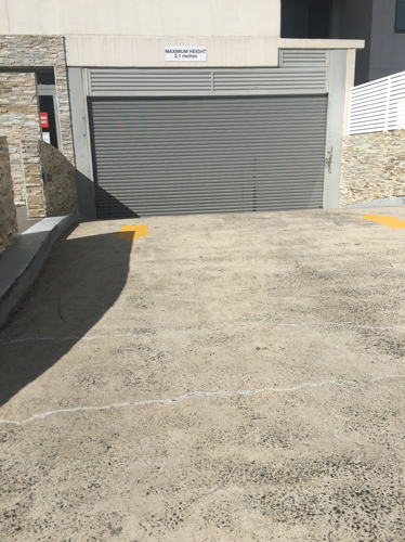Secure parking at Wolli Creek airport.jpg