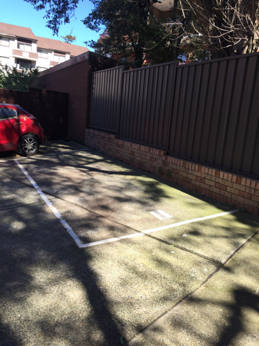 Outdoor lot parking on Keats Avenue in Rockdale NSW