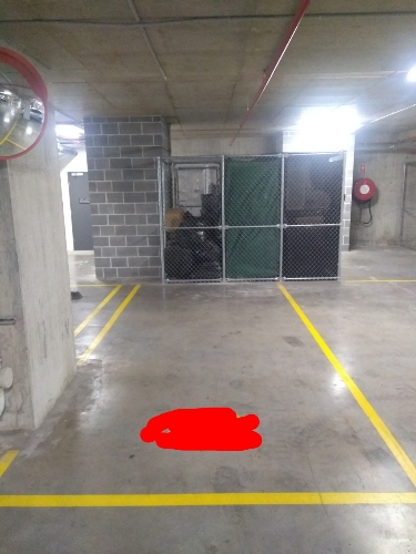 Indoor lot parking on Morton St in Parramatta