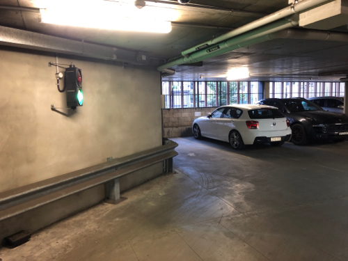 parking on Cooper St in Surry Hills NSW 2010
