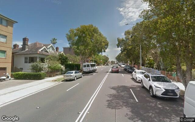 parking on Bondi Rd in Bondi NSW 2026