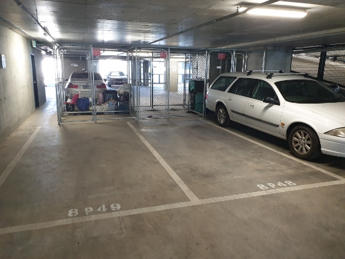 Carport parking on Southbank Blvd in Southbank VIC 3006