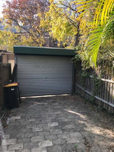 Lock up garage parking on Chisholm St in Darlinghurst NSW 2010