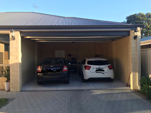 Lock up garage parking on Grant St in Embleton WA 6062