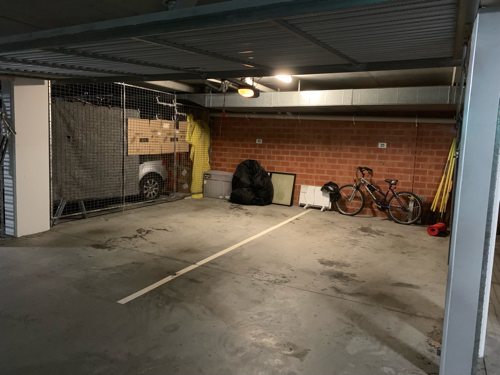 Indoor lot parking on Mount St in Pyrmont