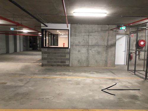 parking on Allara St in Canberra