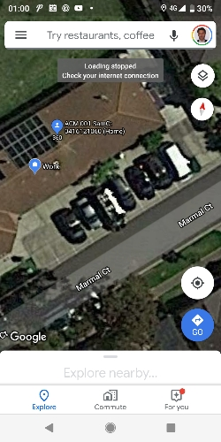Driveway parking on Melrose Dr in Tullamarine