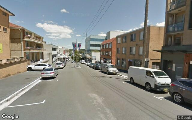 Outside parking on Rowe St in Eastwood NSW 2122