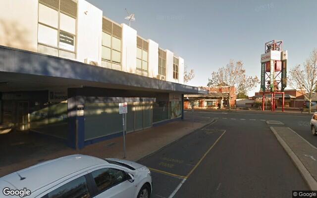 parking on Beach St in Fremantle WA 6160