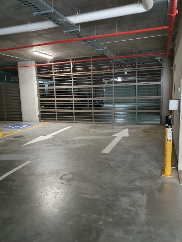 Indoor lot parking on Quest South Brisbane in Water Street