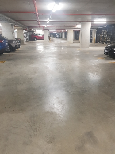 parking on Allara St in Canberra ACT 2601