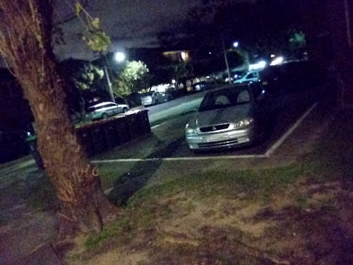 Block my driveway parking on Portland Cres in Maroubra NSW 2035