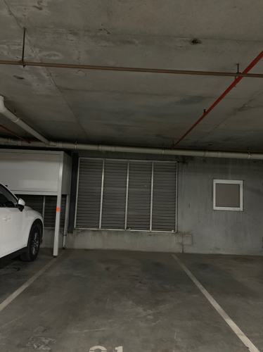 Indoor lot parking on Whiteman St in Southbank VIC 3006