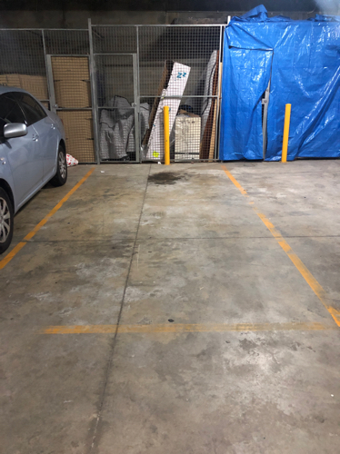 Indoor lot parking on Botany Rd in Alexandria NSW 2015