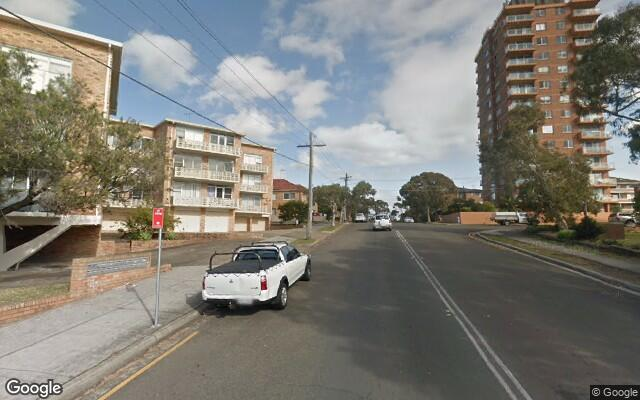 parking on Burke Rd in Cronulla NSW 2230