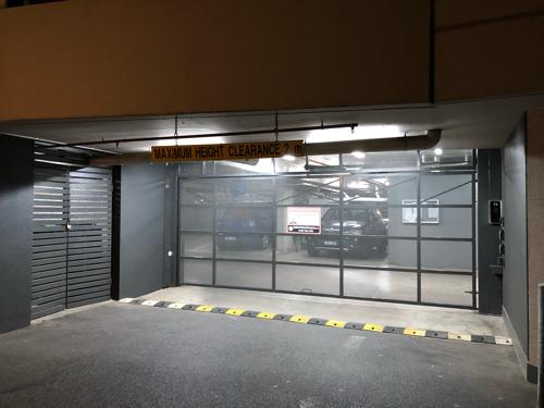 parking on Nott St in Port Melbourne