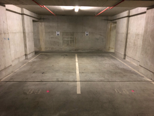 Indoor lot parking on Mary St in Brisbane City QLD 4000