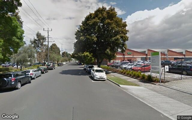 parking on Port Melbourne VIC 3207 in Australia