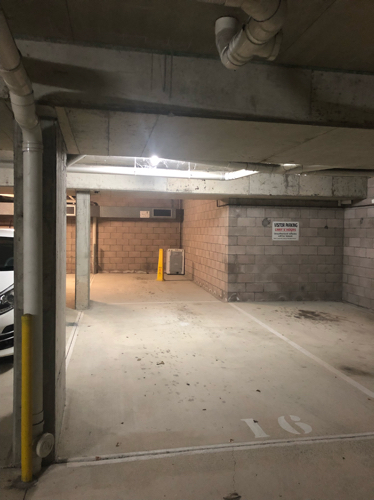 Lock up garage parking on Terrace St in Spring Hill QLD 4000