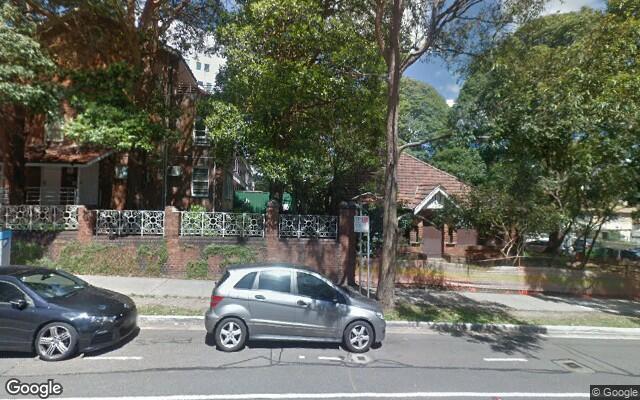 Lock up garage parking on Herbert Street in St Leonards NSW