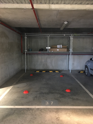 Indoor lot parking on Balston St in Southbank
