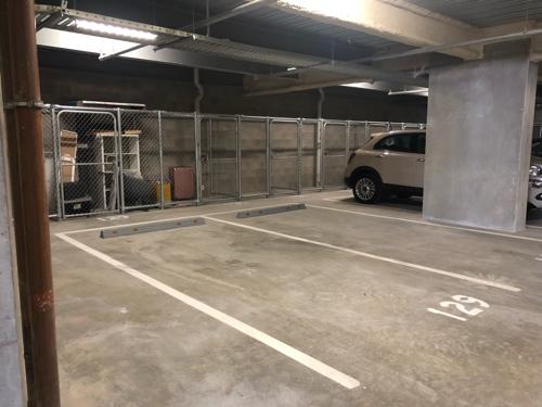Secure Carpark!!
