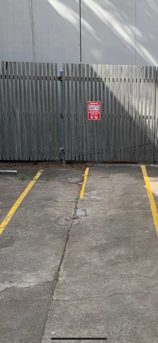parking on Ann Street in Fortitude Valley QLD