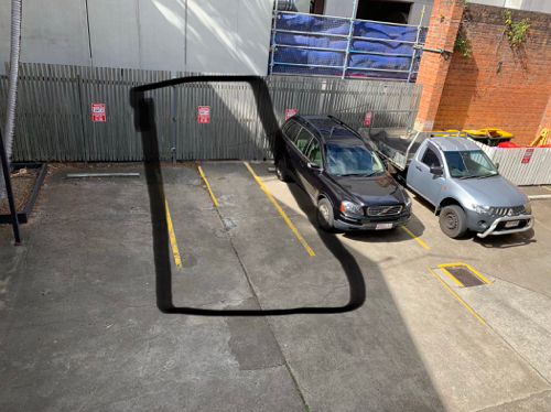 Outdoor lot parking on Ann Street in Fortitude Valley QLD