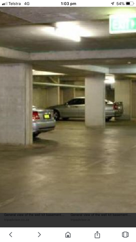 parking on Alice St in Brisbane City QLD 4000
