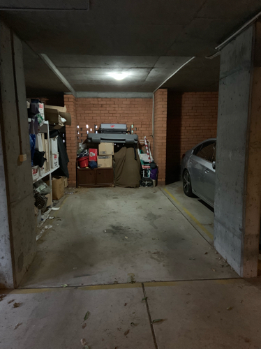 Indoor lot parking on Flood St in Bondi NSW 2026