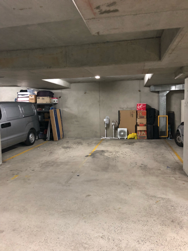 Lock up garage parking on Old South Head Rd in Bellevue Hill NSW 2023