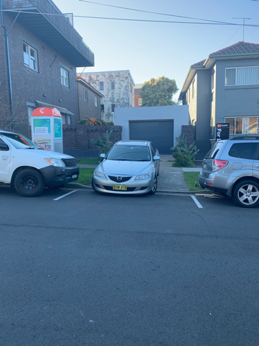 Block my driveway parking on Imperial Ave in Bondi NSW 2026
