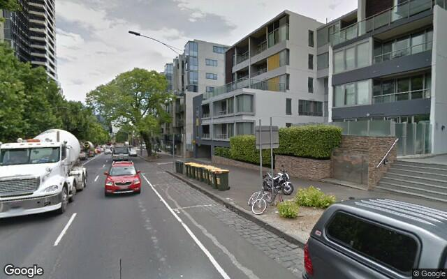 parking on Dudley St in West Melbourne VIC 3003
