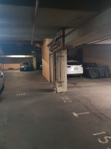 Undercover parking on Napier St in South Melbourne VIC 3205
