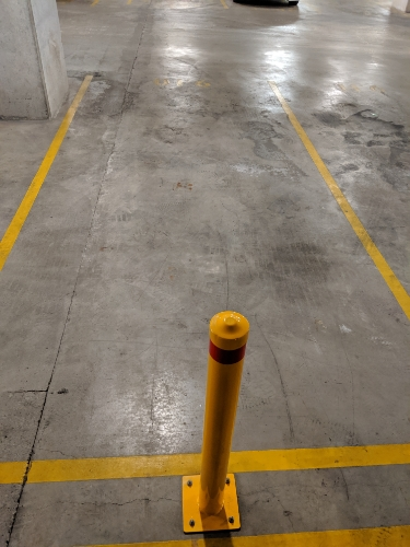 Indoor lot parking on Hunter St in Parramatta NSW 2150