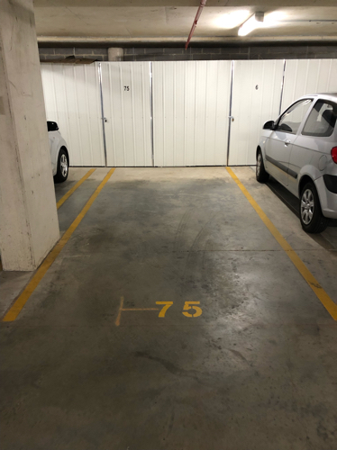 Lock up garage parking on Canberra Ave in Griffith ACT 2603