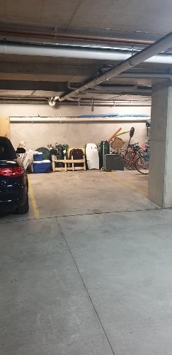 Lock up garage parking on Roscoe St in Bondi Beach