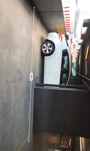 parking on Spencer St in Melbourne VIC 3000