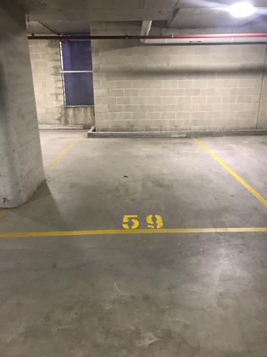 Indoor lot parking on Mitchell Road in Alexandria NSW