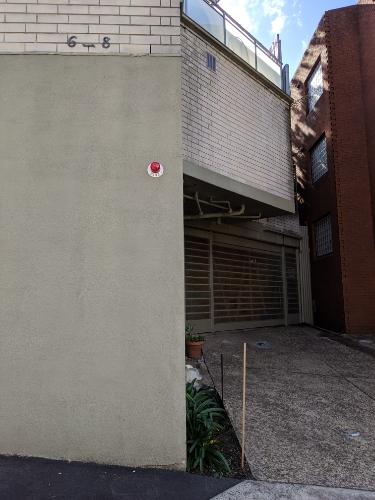 Indoor lot parking on Verona St in Paddington NSW 2021