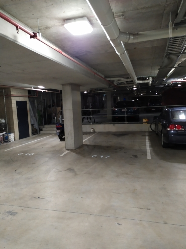 Indoor lot parking on Gregory Terrace in Fortitude Valley QLD 4006