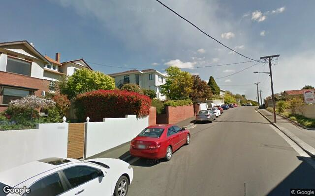 parking on Hampden Rd in Battery Point TAS 7004
