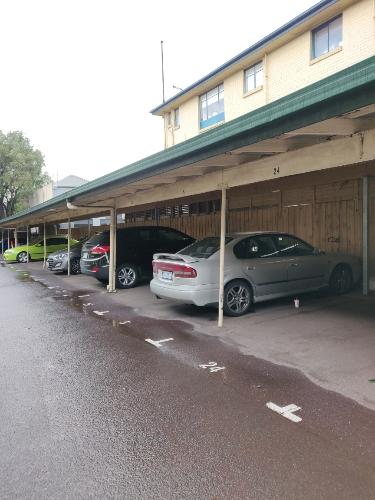parking on ST KILDA in VIC