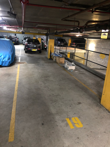 Lock up garage parking on Yeo St in Neutral Bay NSW 2089