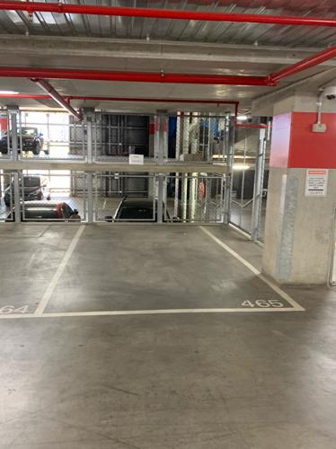 parking on Harbour Esplanade in Docklands VIC 3008