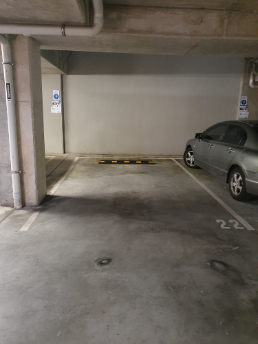 parking on Fitzgerald Street in Perth